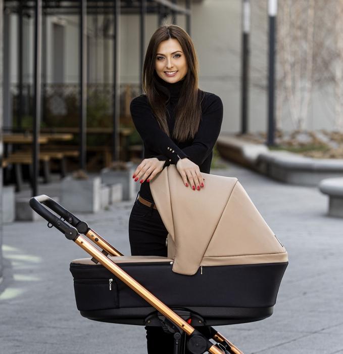 coletto Fado wózek wielofunkcyjny lekka gondola